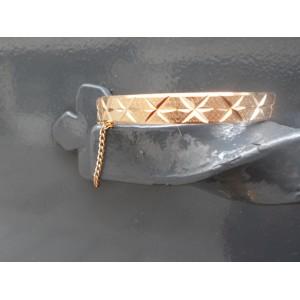 Bracelet ouvrant à motifs (4 pièces)